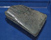 A nice condition major segment with blade from a Late Bronze age socketed axe head.SOLD